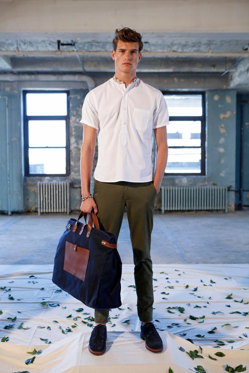 Ernest Alexander Spring/Summer 2014 | New York Fashion Week image