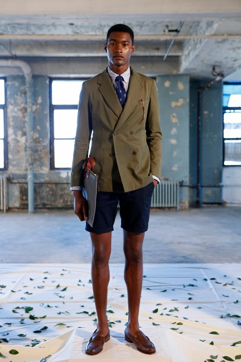 Ernest Alexander Spring/Summer 2014   New York Fashion Week