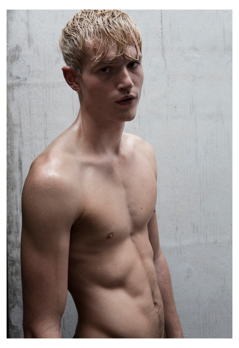 Jacob Scott Is Photographed By Jakob Axelman The Fashionisto
