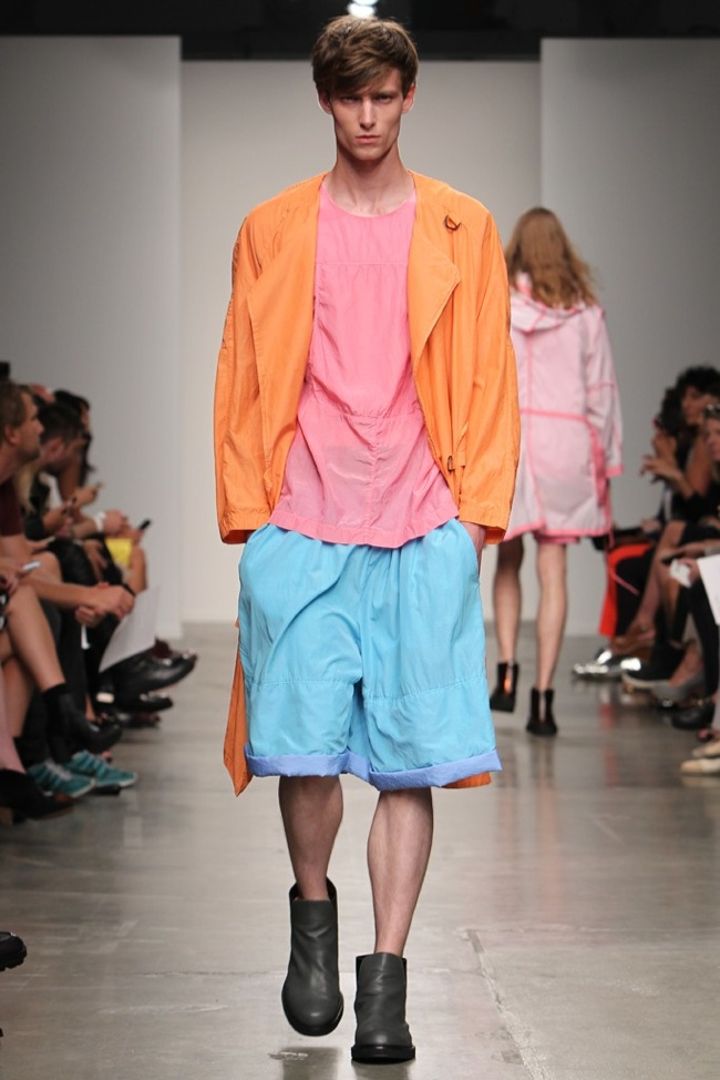 Jeremy Laing Spring/Summer 2014 | New York Fashion Week