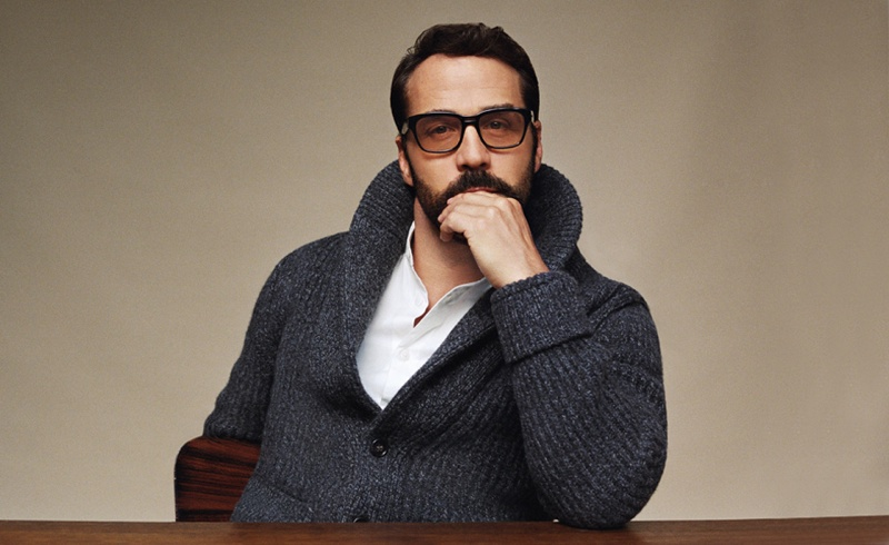 Jeremy Piven Sports Casual Fall Styles for Mr Porter