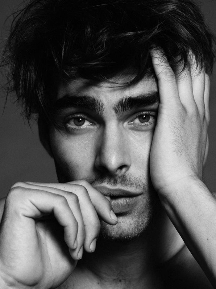Nico Photographs Jon Kortajarena for El País Semanal