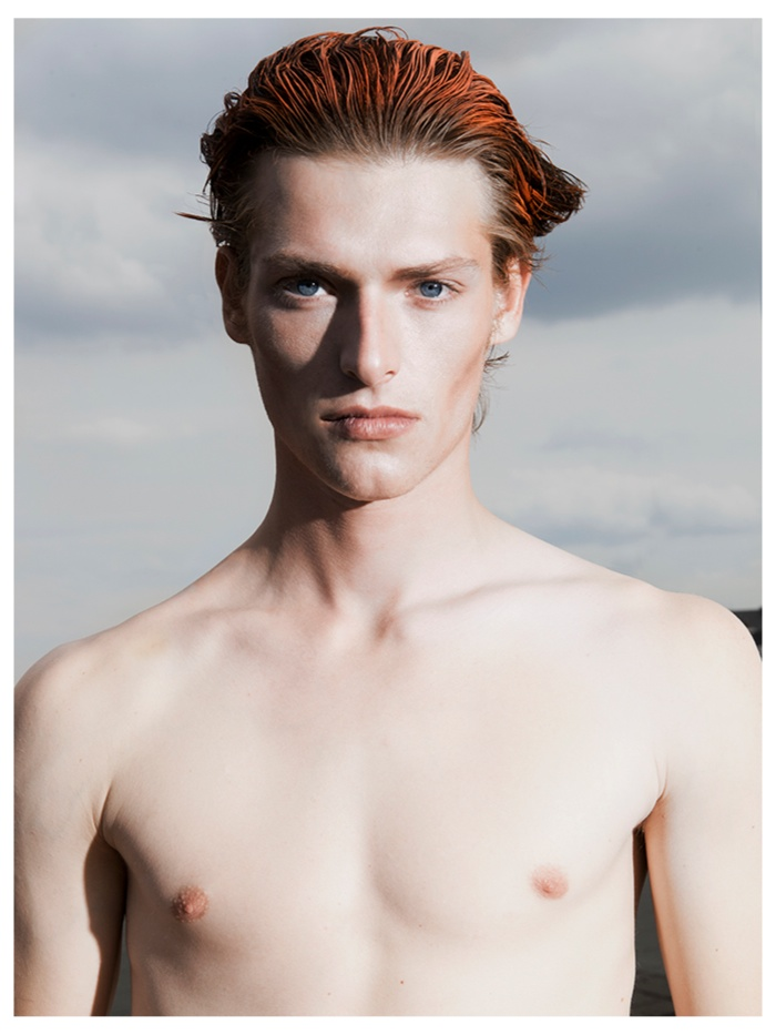 Vincenzo Laera Shoots Julius Gerhardt for Kaltblut