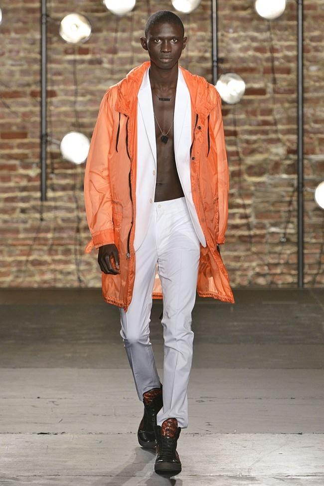 5 Winning Men's Trends from New York Fashion Week Spring/Summer 2014