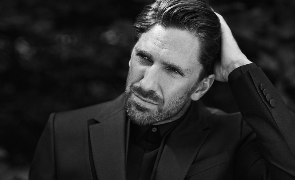 Henrik Lundqvist is a Class Act for Mr Porter's The Journal