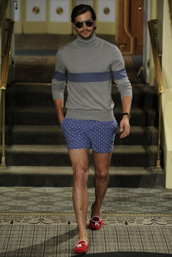 Michael Bastian Spring/Summer 2014 | New York Fashion Week