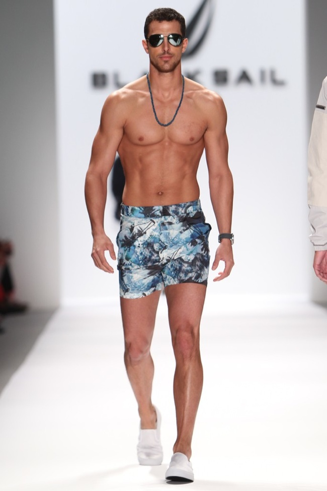 Black Sail by Nautica Spring/Summer 2014 | New York Fashion Week