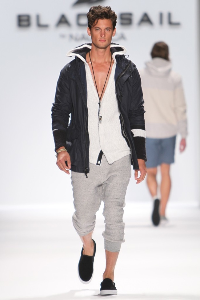 Black Sail by Nautica Spring/Summer 2014 | New York Fashion Week image