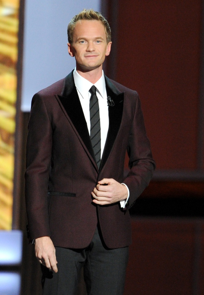 Celebrity Style at the Emmy Awards   Neil Patrick Harris, Aaron Paul + More