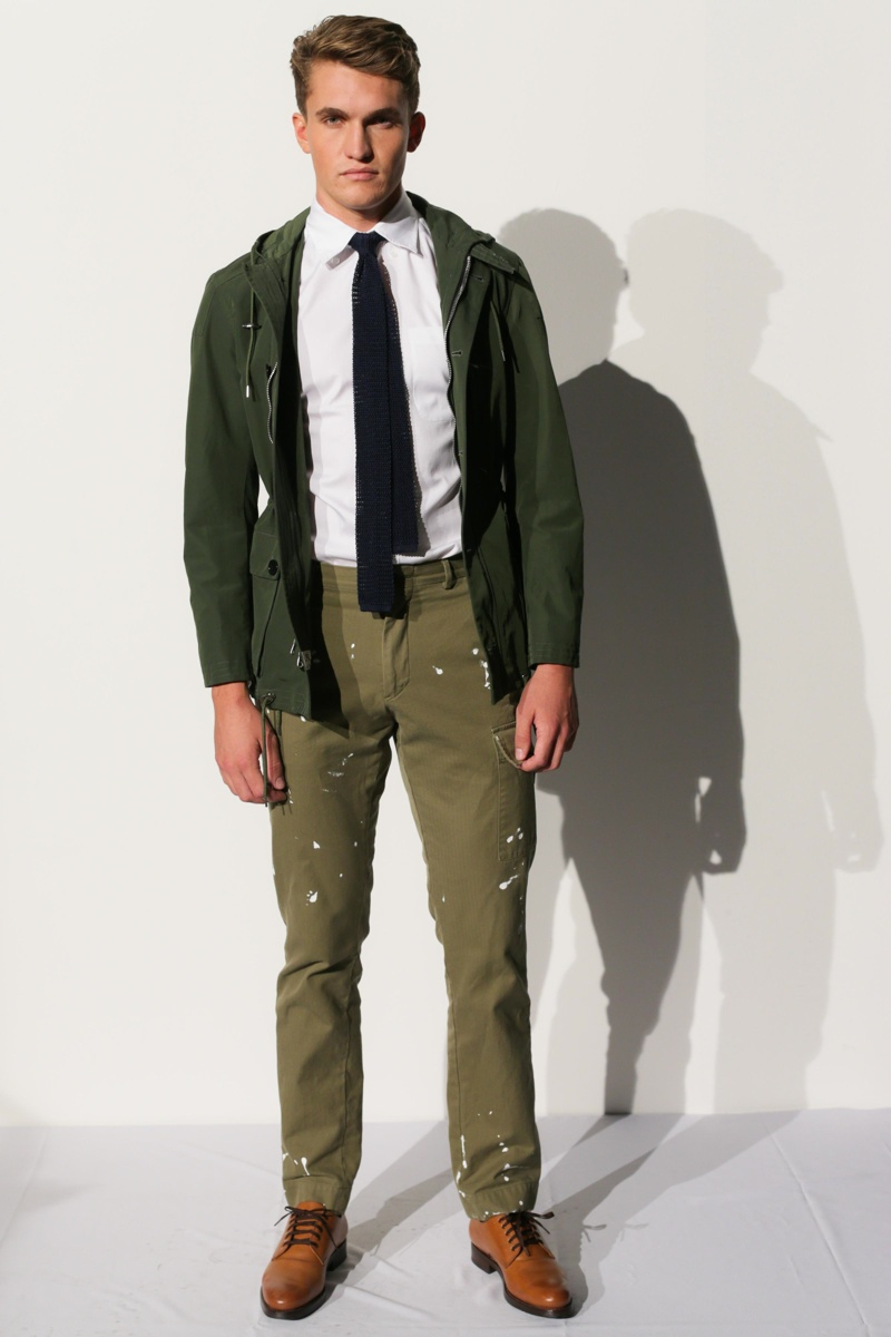Ovadia & Sons Spring/Summer 2014 | New York Fashion Week