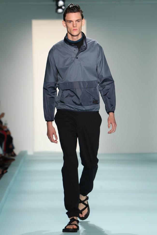 Patrik Ervell Spring/Summer 2014 | New York Fashion Week