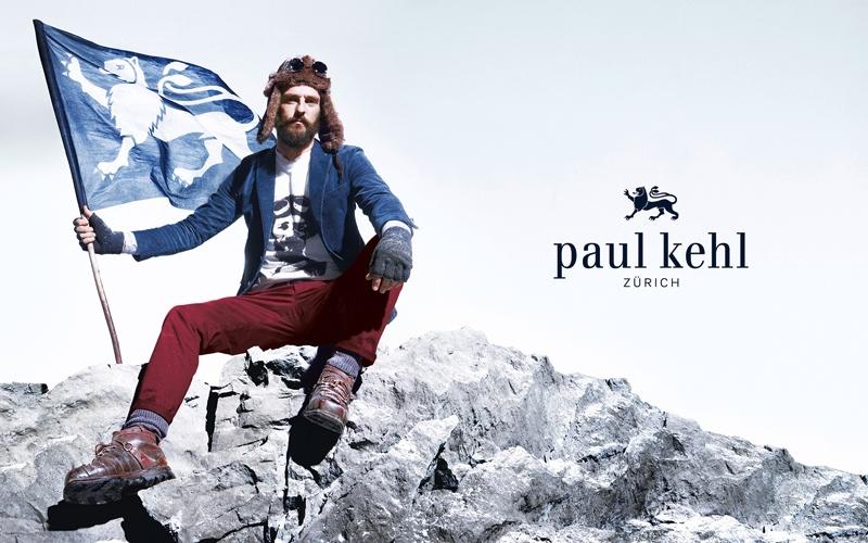 Will Higginson & Marc Madeleyn for Paul Kehl Fall/Winter 2013 Campaign