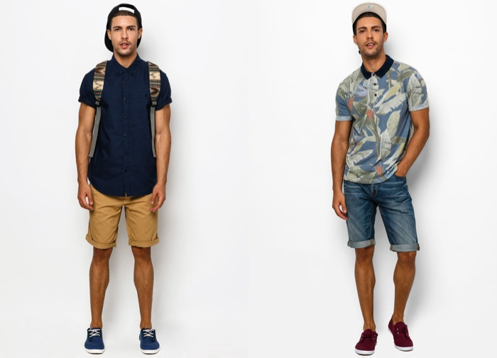 Gui Costa Rocks Summer Styles for River Island
