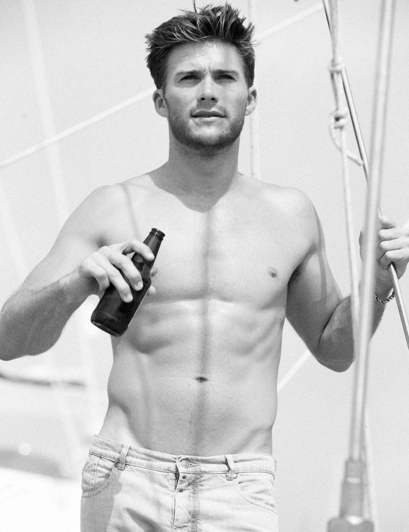 scott eastwood revealed for town country