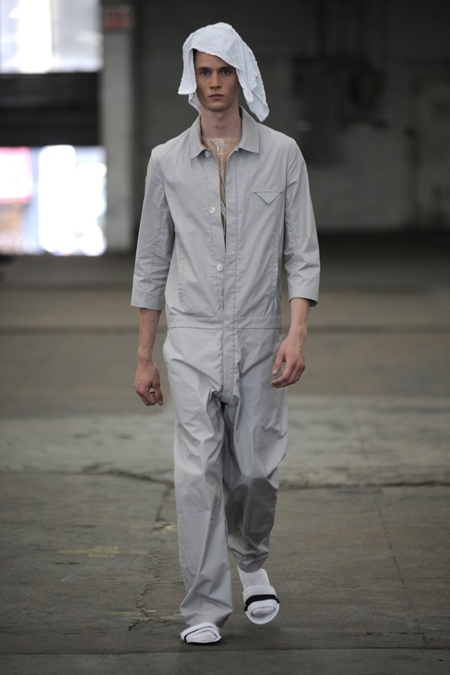 Siki Im Spring/Summer 2014 | New York Fashion Week