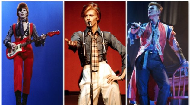 David Bowie Style: From Mod & Glam to Neo-Classicist