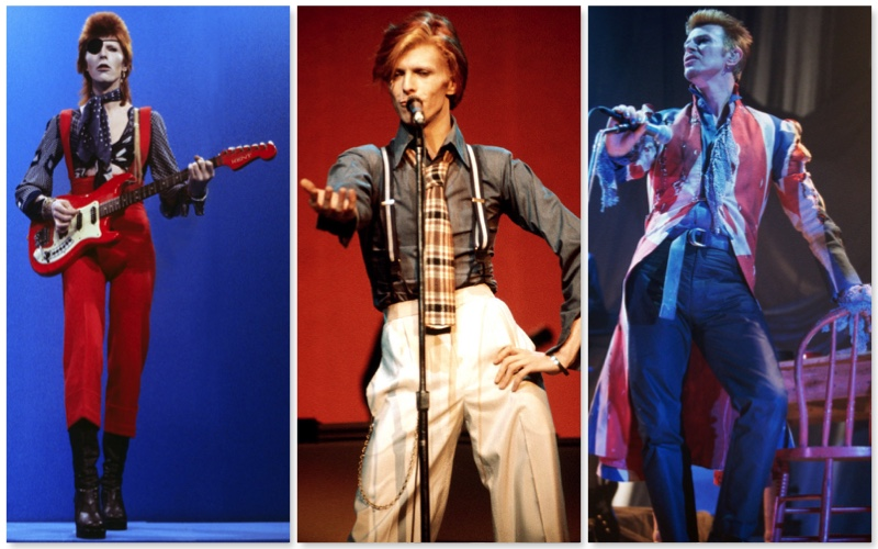 Iconic Style: David Bowie Pictures