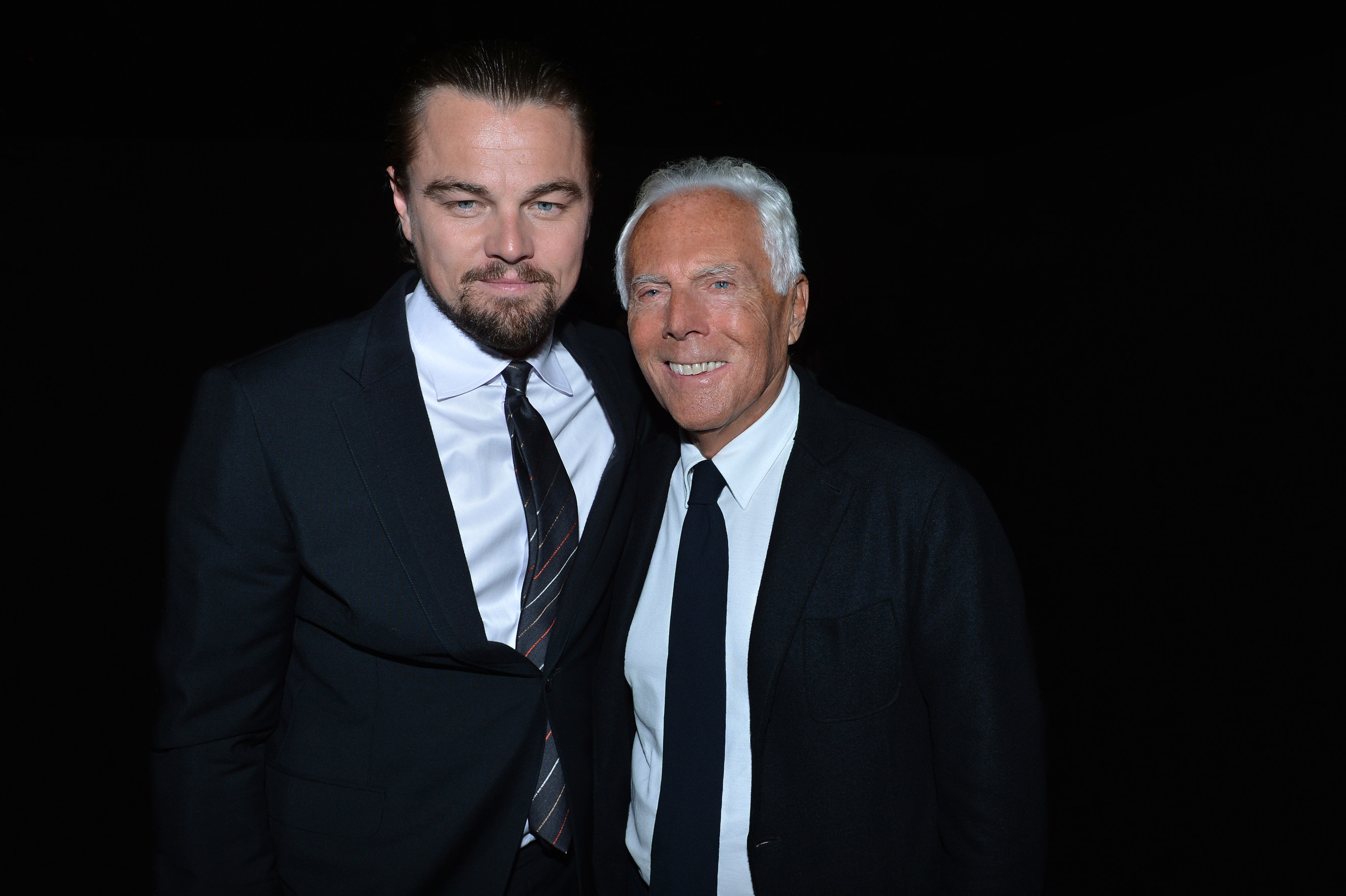 Stars Come Out for Giorgio Armani's One Night Only