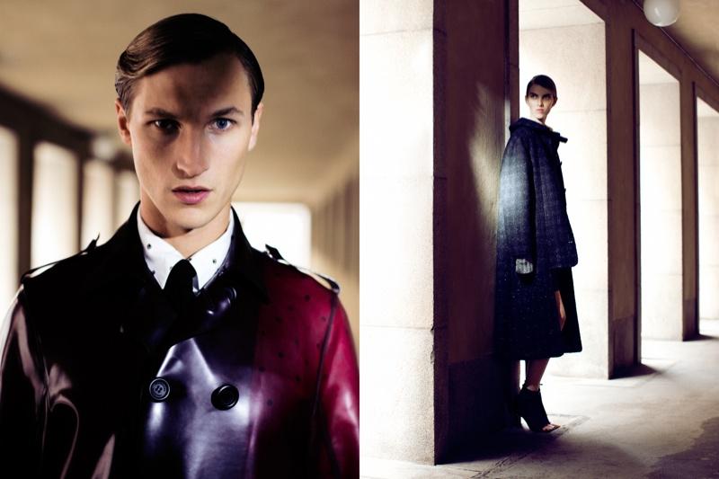 Andreas Brunnhage for Plaza Magazine