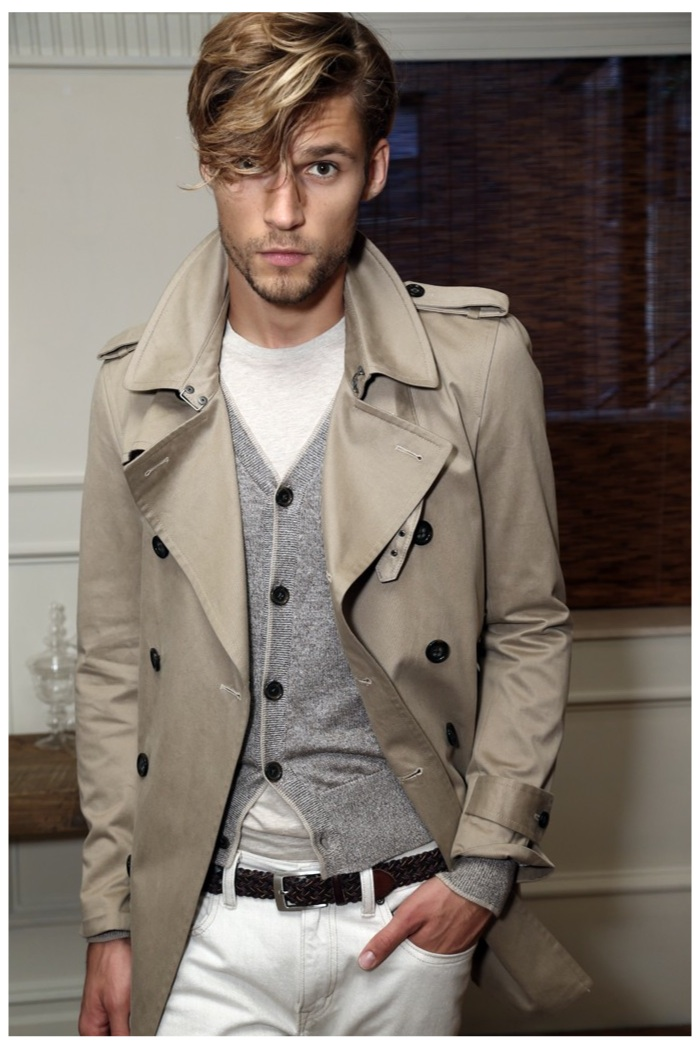 6d4a79f4 Banana Republic Spring/Summer 2014 Preview | The Fashionisto