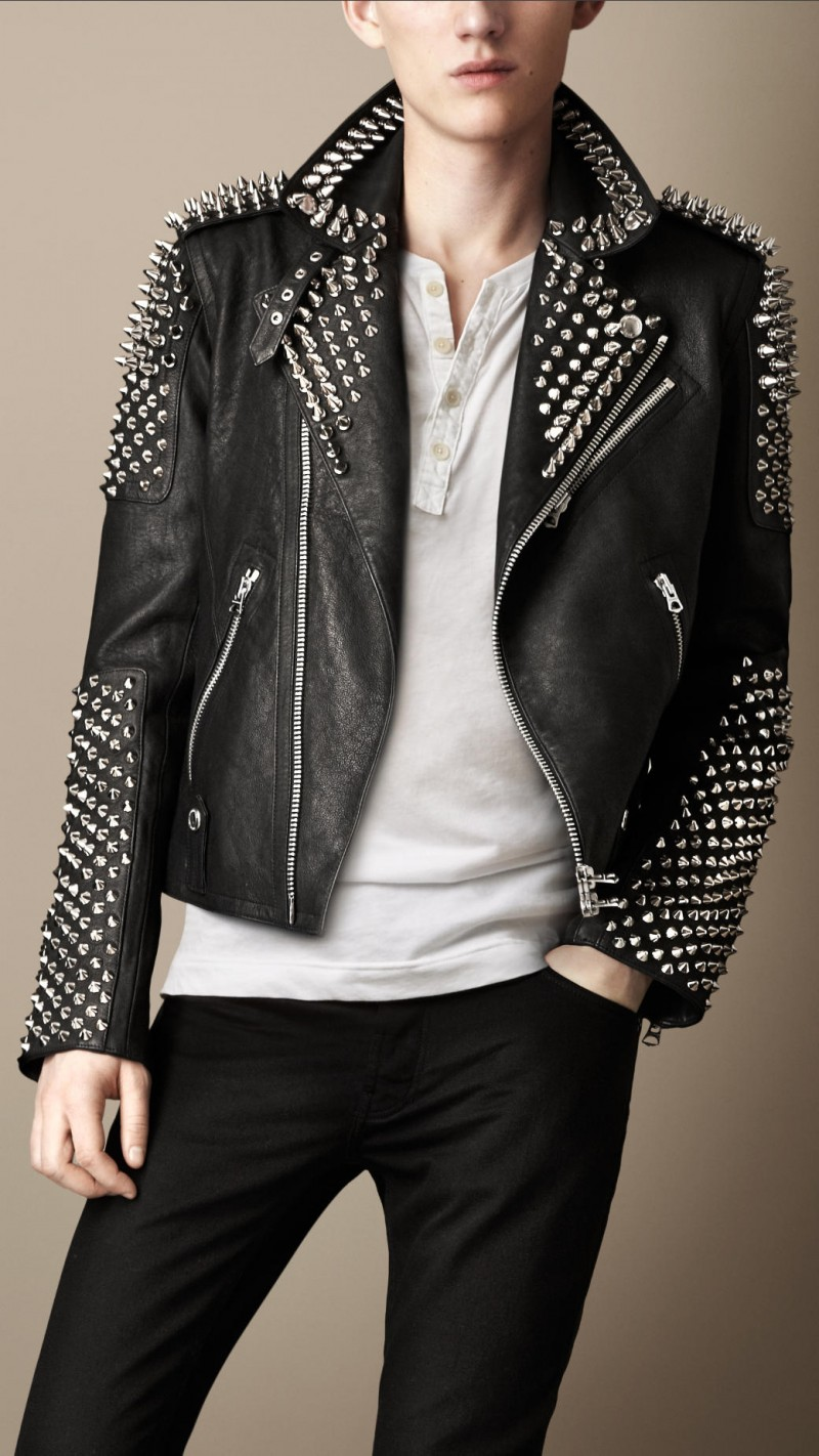 Studded Fashions For Men The Fashionisto