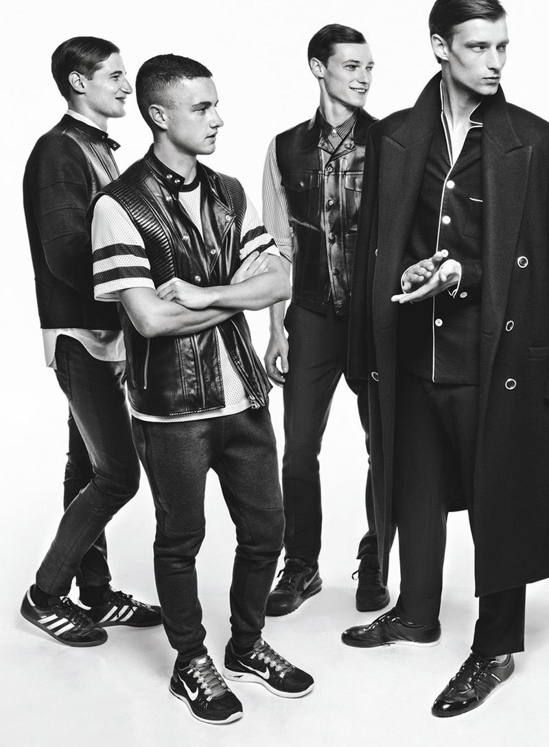 Marcel Castenmiller, Ian Mellencamp, Travis Smith, Ian Jones + More 'Black Out' for Details