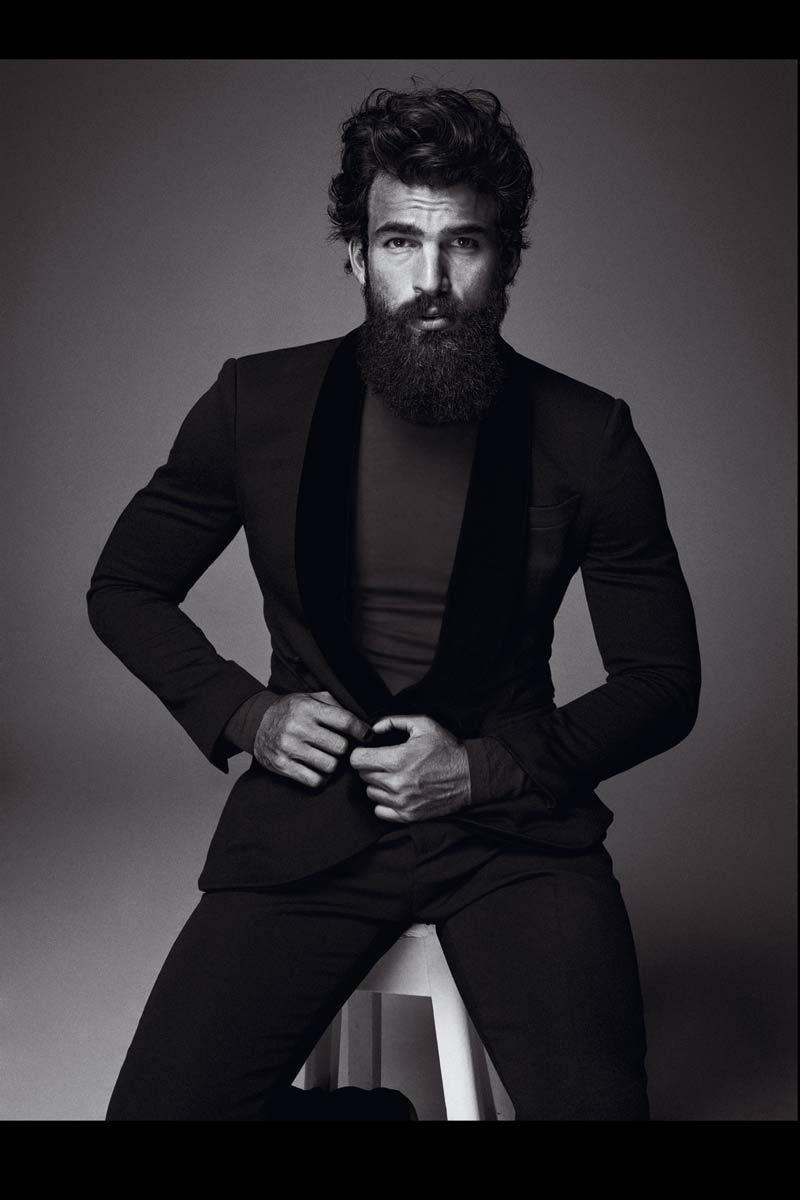 Dimitris Alexandrou Is A Dapper Groom For Vogue Spain