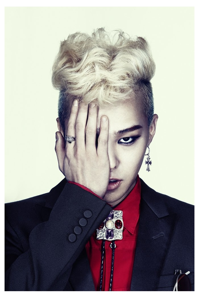 K-Pop Star G-Dragon for Complex
