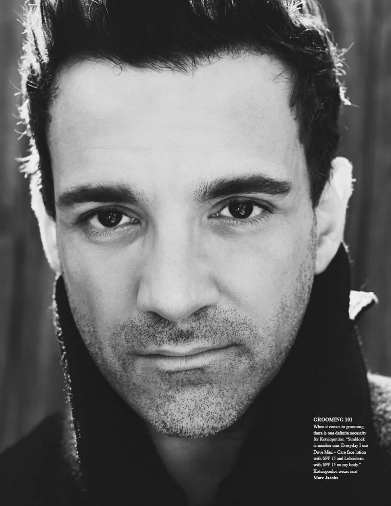 George Kotsiopoulos for Fashionisto #8