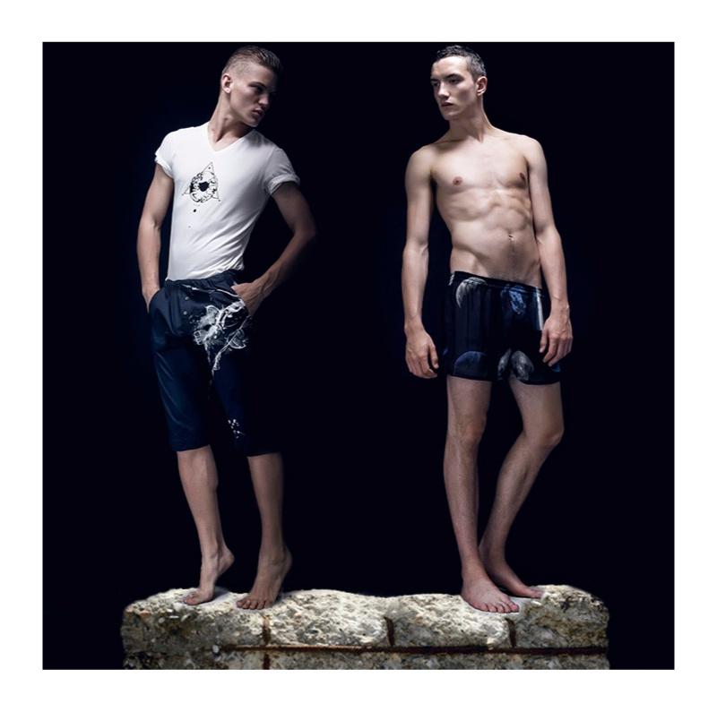 Sebastian Sauve & Jacob Coupe for Icarius Project