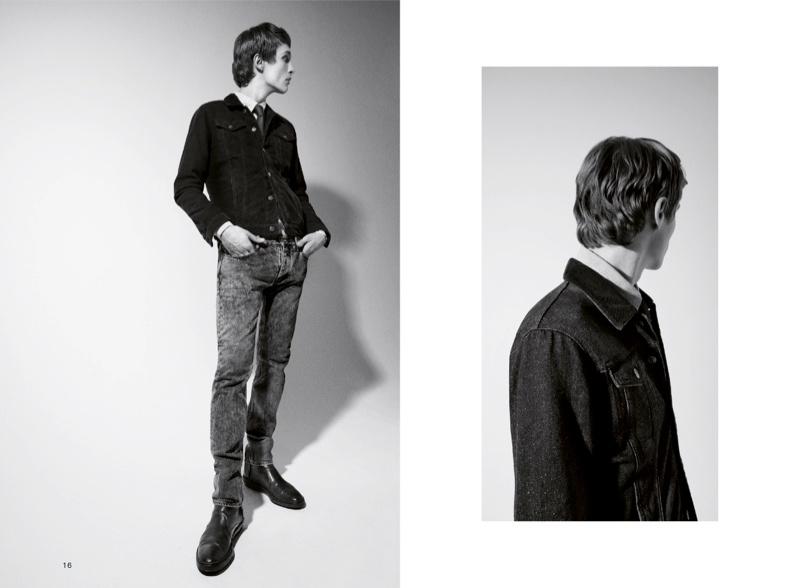 Rafa Bodgar for Jean Machine Fall/Winter 2013