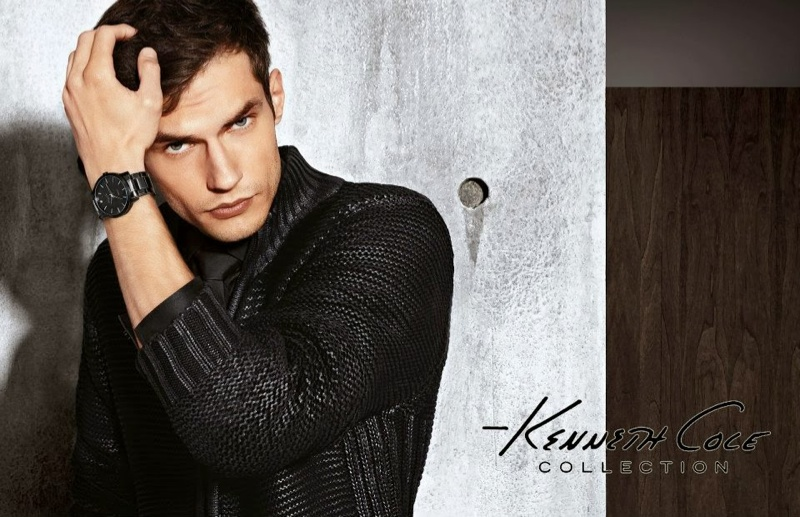 Borys Starosz for Kenneth Cole Collection Fall/Winter 2013