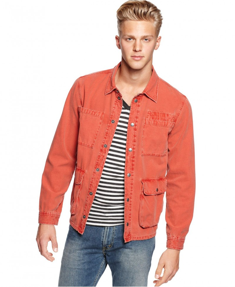 Men's Denim Jackets | Quintessential Denim Jacket Styles