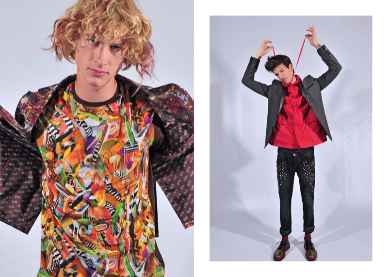 Onnys Aho, Frederik Meijnen, Wook Lim + More by Daniel Rodrigues for Fashionisto Exclusive