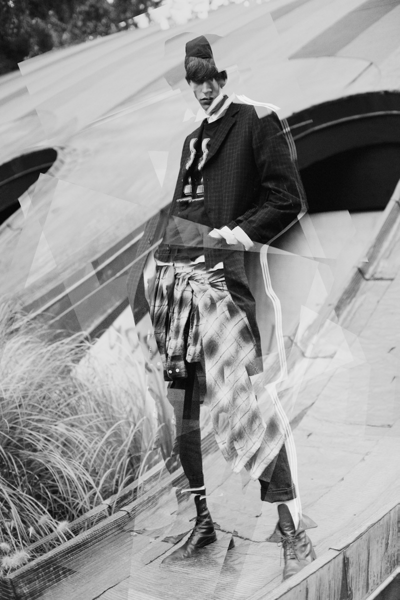 Romeo Caminos by Bernhard Handick & Donald J for Fashionisto Exclusive