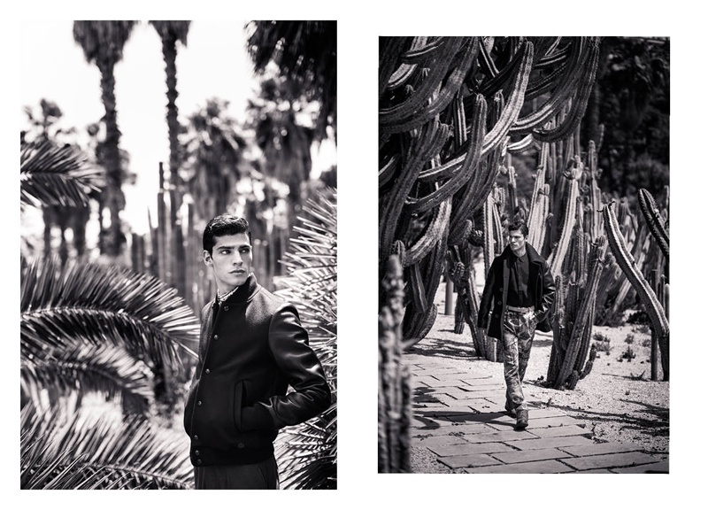 Stefano by Jorge Arberas for Fashionisto Exclusive