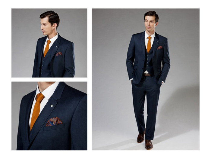 Ted Baker Suit Guide 3 Fits For The Man Of Style The