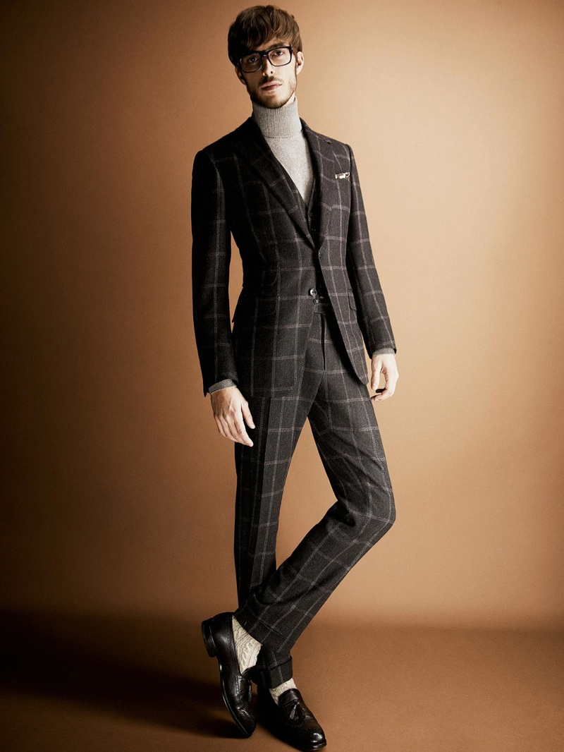 Tom Ford Shares Style Secrets with GQ + Fall/Winter 2013 Collection