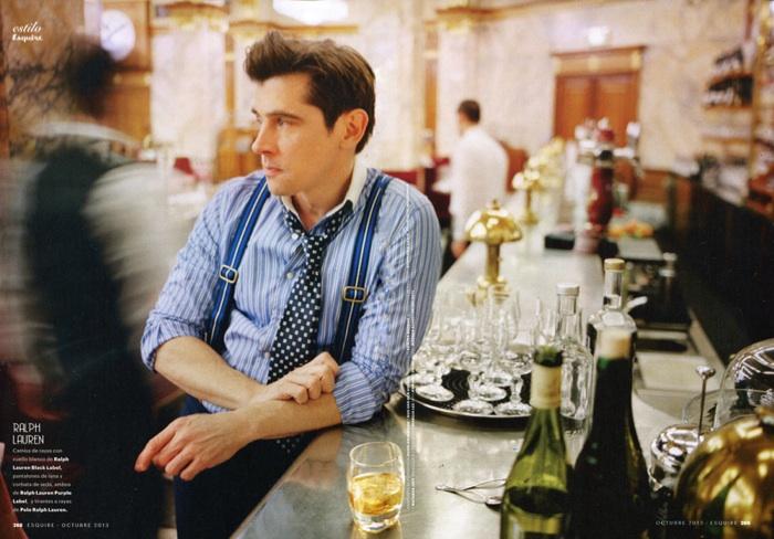 Werner Schreyer for Esquire España
