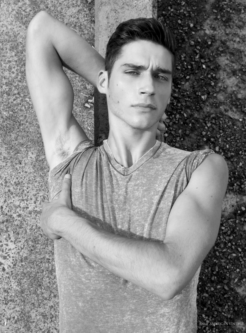 Boys from the Other Side by Ruben Tomas for Fashionisto Exclusive