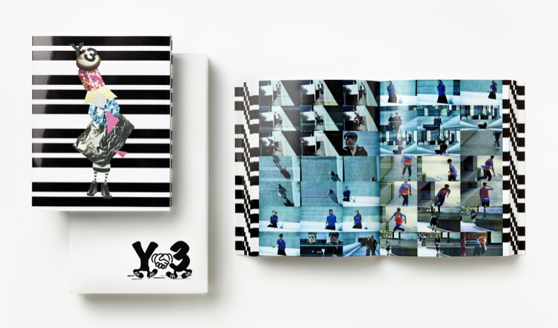 Y-3 10th Anniv Book Design by PL Studio 01