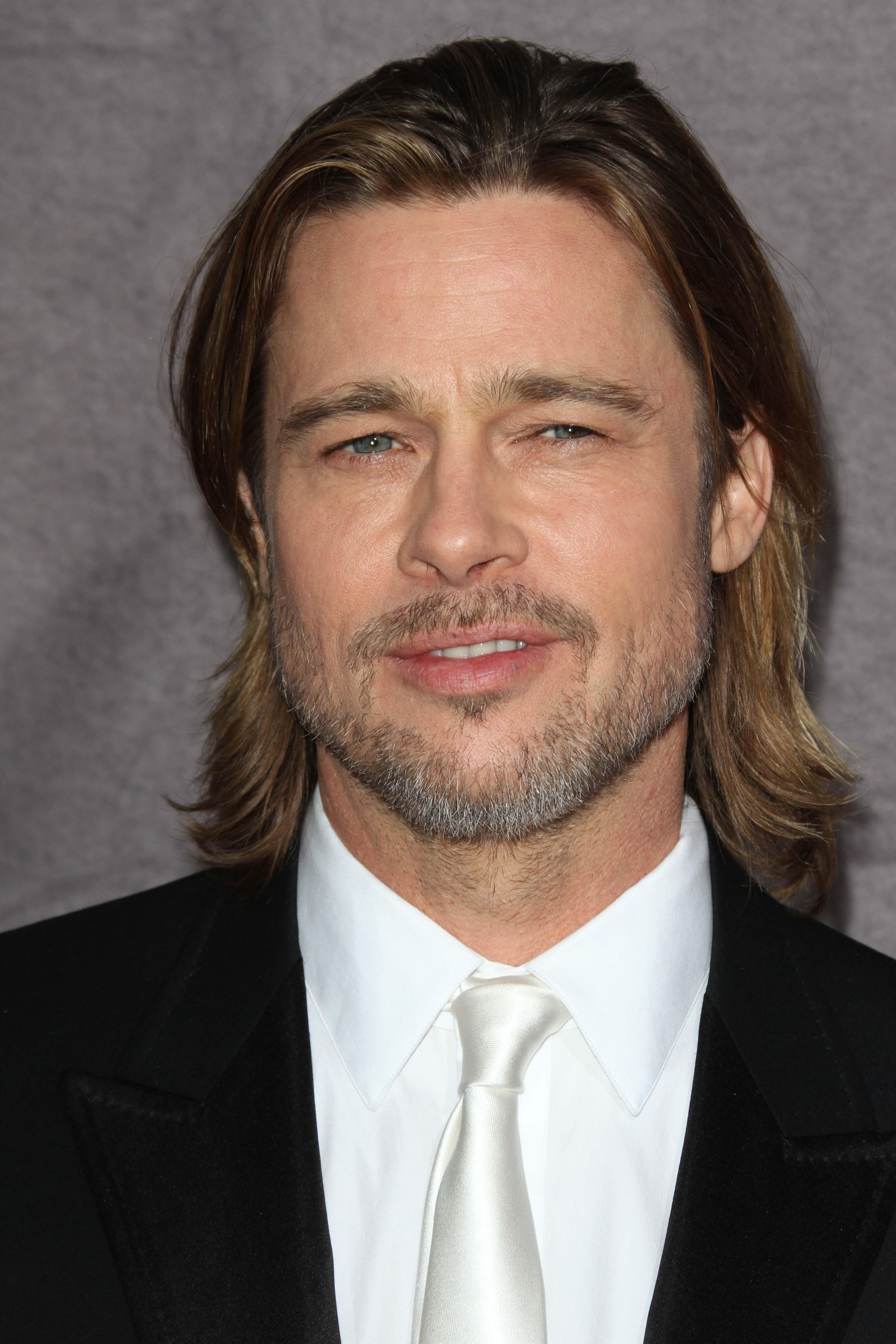 The Celebrity Mustache : From Brad Pitt to Zac Efron