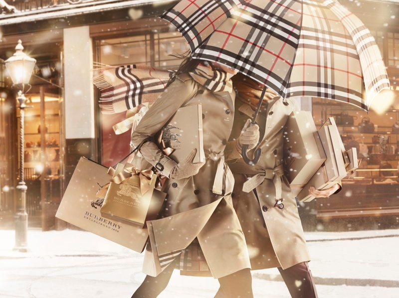 Burberry Celebrates the Holidays | Burberry With Love Campaign