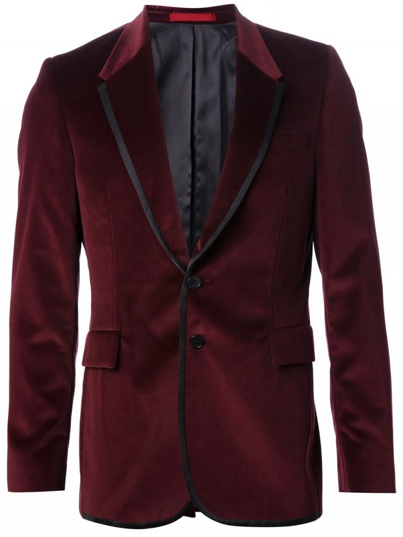 PS Paul Smith Velvet Jacket