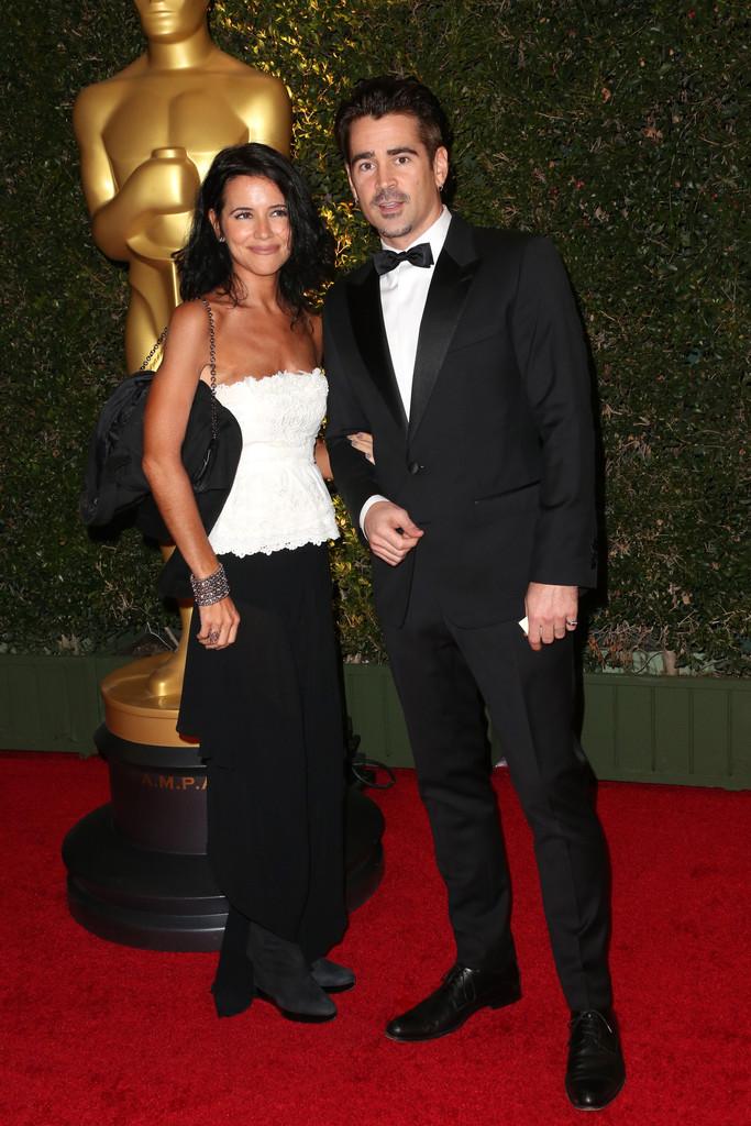 J Cole And His Wife Adam Levine, Colin Far...