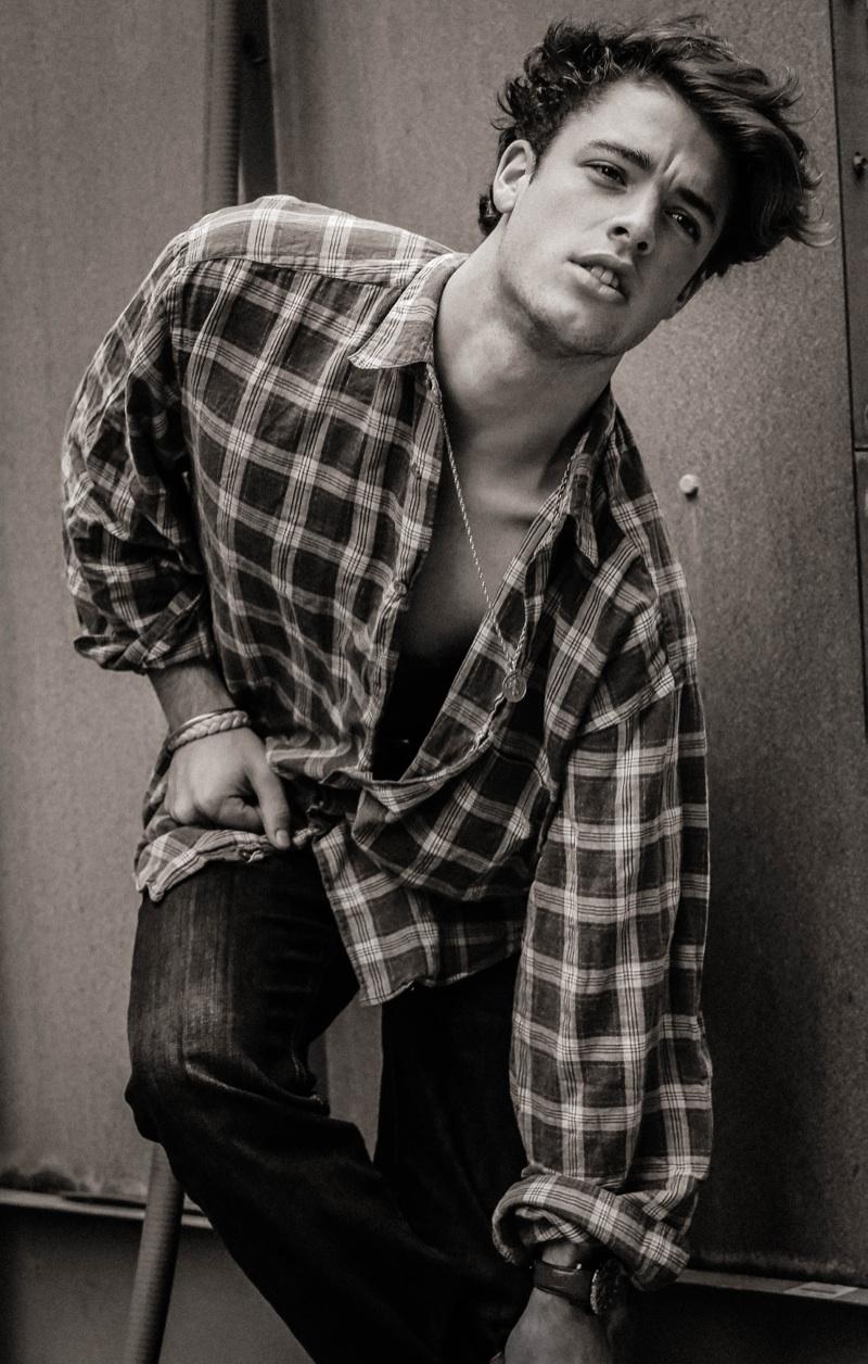Connor Hill by Jake Senfeld | The Fashionisto