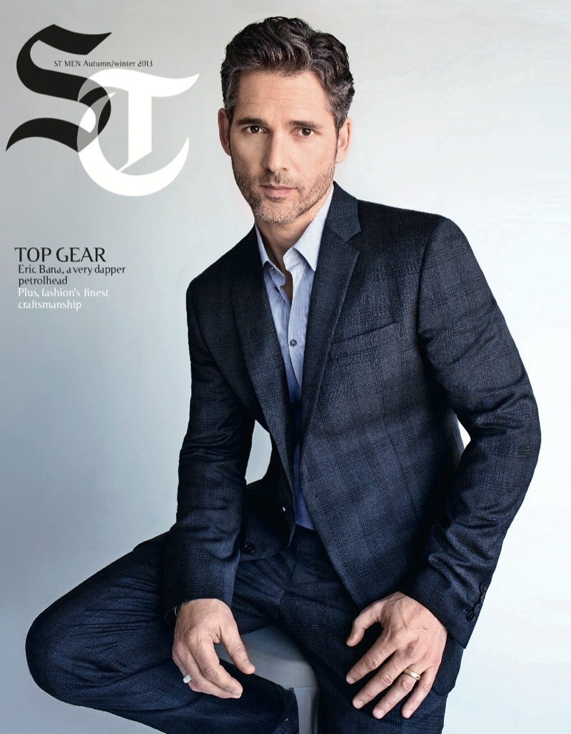 Eric Bana Covers The Sunday Telegraph