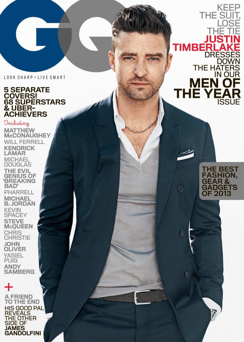 Justin Timberlake, James Gandolfini, Kendrick Lamar