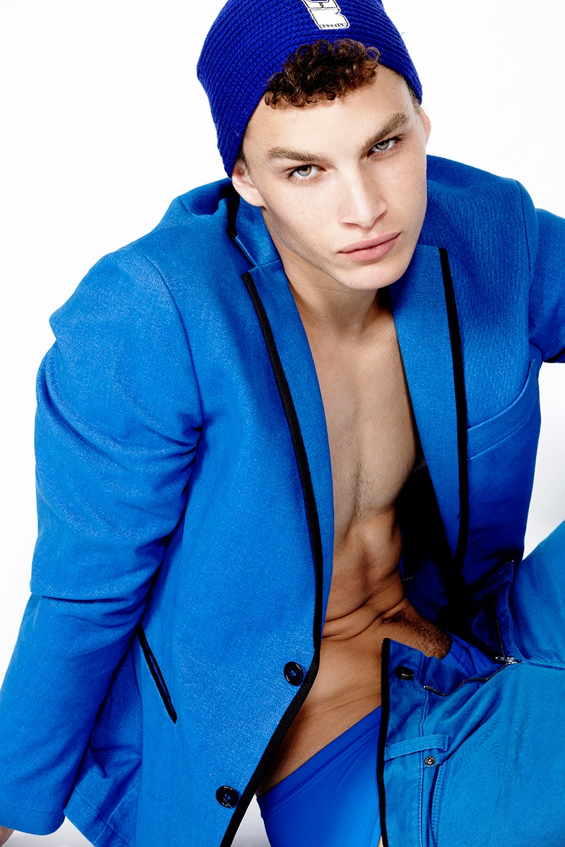 Louis Mayhew by Anthony Batista for Fashionisto Exclusive