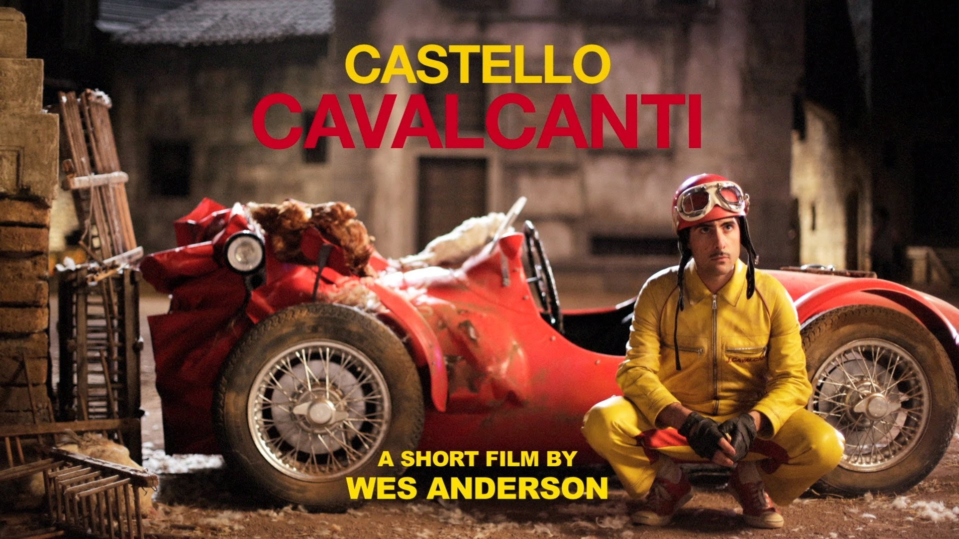 Prada Collaborates with Wes Anderson for Short Film 'Castello Cavalcanti'